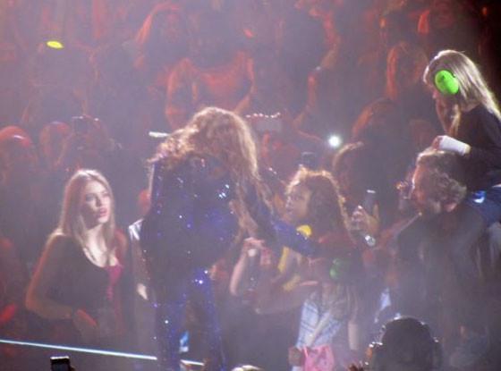 Chris Martin, Gwyneth Paltrow, Jay Z, Beyonce's London Concert
