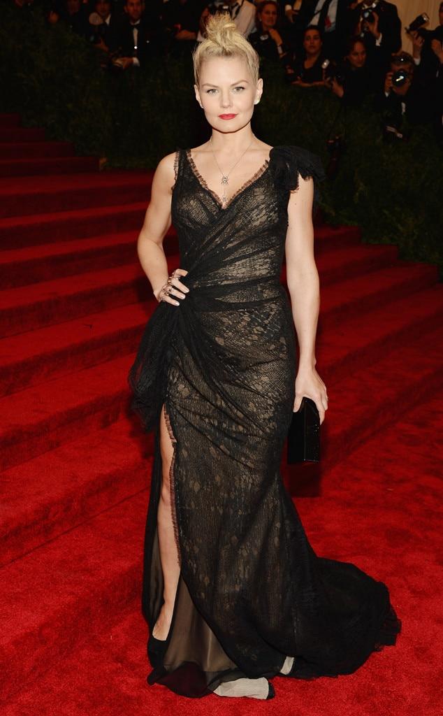 Jennifer Morrison, MET Gala