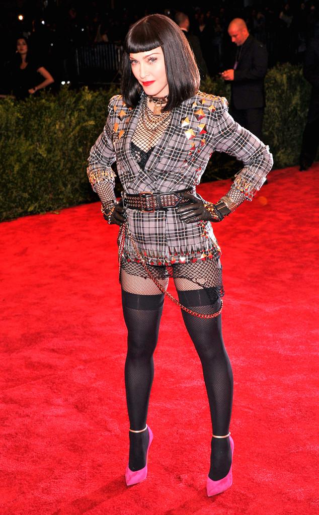 Madonna, MET Gala
