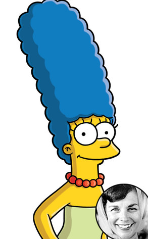 Marge Simpson, Margaret Groening