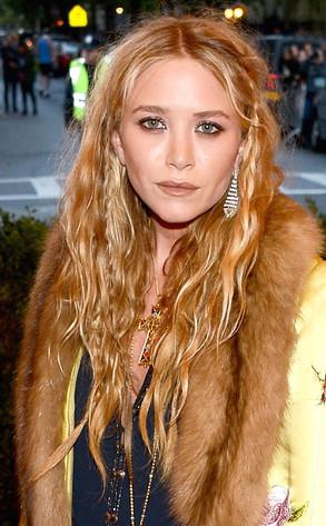 Mary-Kate Olsen, MET Gala