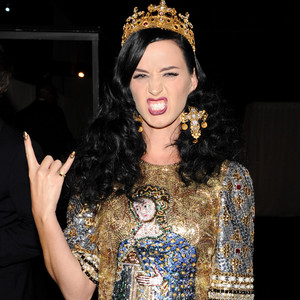 Punk Face, Kate Bosworth, Katy Perry, Nora Zehetner, MET Gala