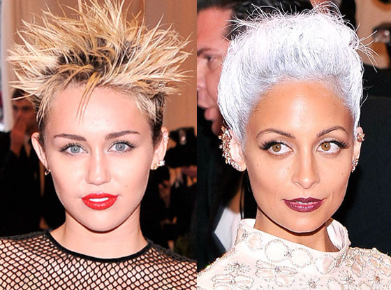 Miley Cyrus, Nicole Richie