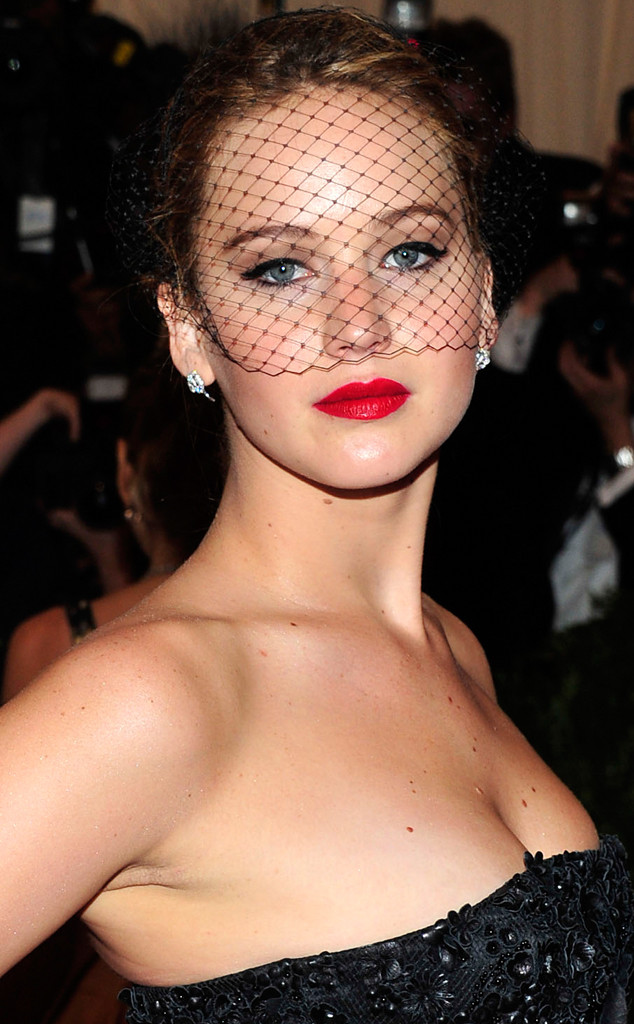 Jennifer Lawrence, MET Gala