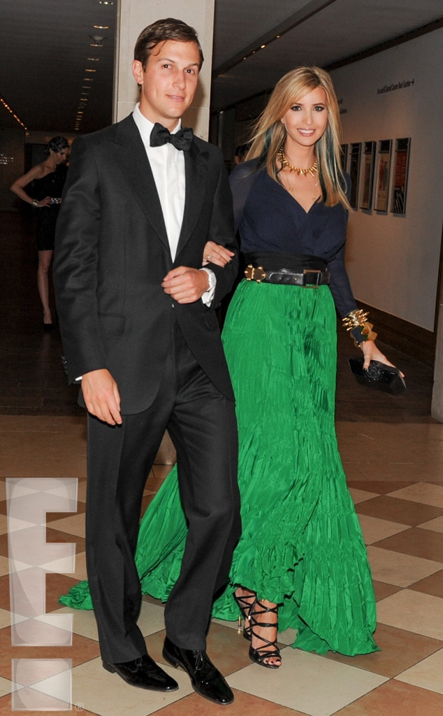 Ivanka Trump, Jared Kushner, MET Gala