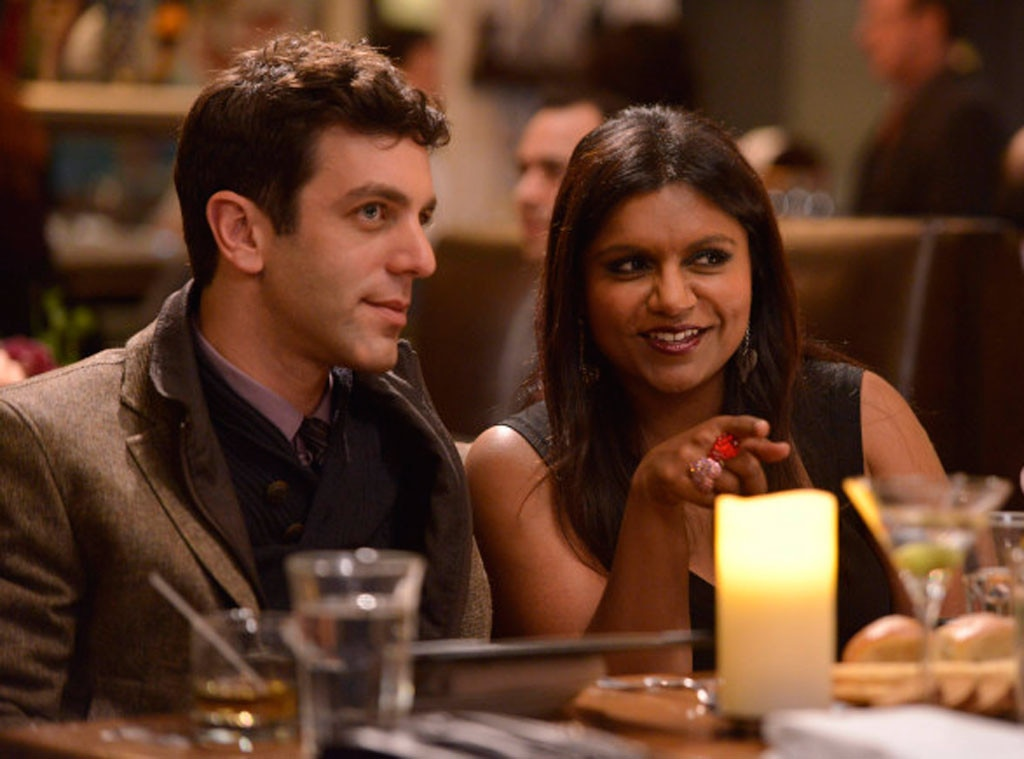 THE MINDY PROJECT, Mindy Kaling, B.J. Novak