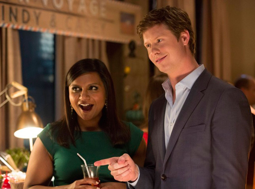 THE MINDY PROJECT, Mindy Kaling, Anders Holm