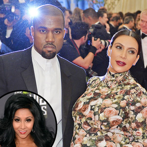 Kanye West, Kim Kardashian, Snooki