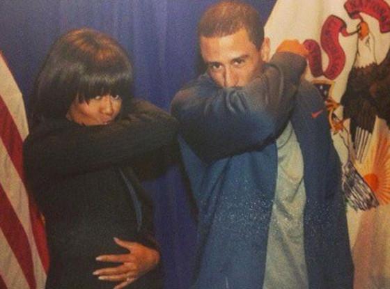 Michelle Obama, Colin Kaepernick, Instagram