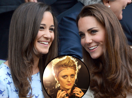 Bruce Bo, Kate Middleton, Duchess Catherine, Pippa Middleton
