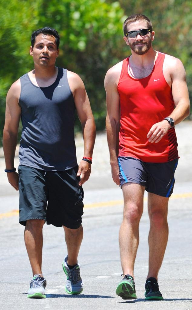 Jake Gyllenhaal, Michael Pena