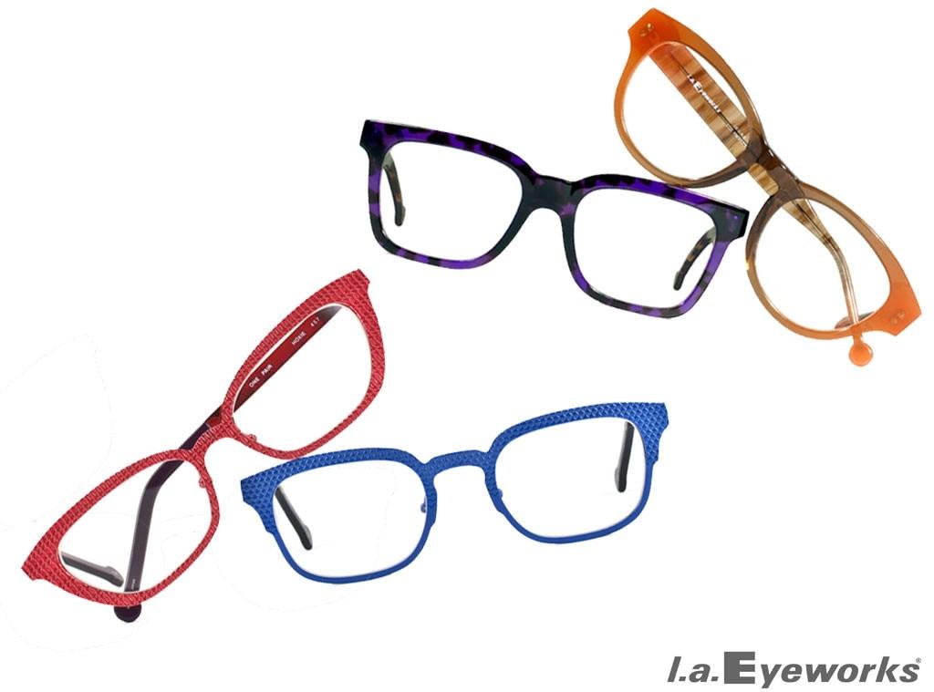 LA Eyeworks Glasses