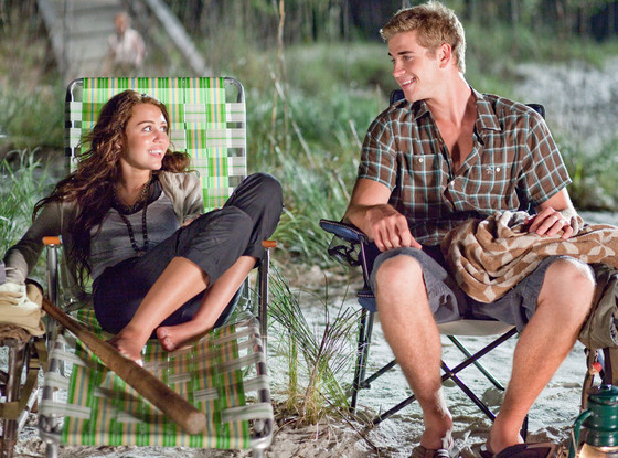 The Last Song, Miley Cyrus, Liam Hemsworth