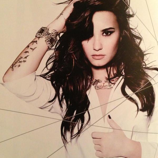 Fotos CD Demi Lovato