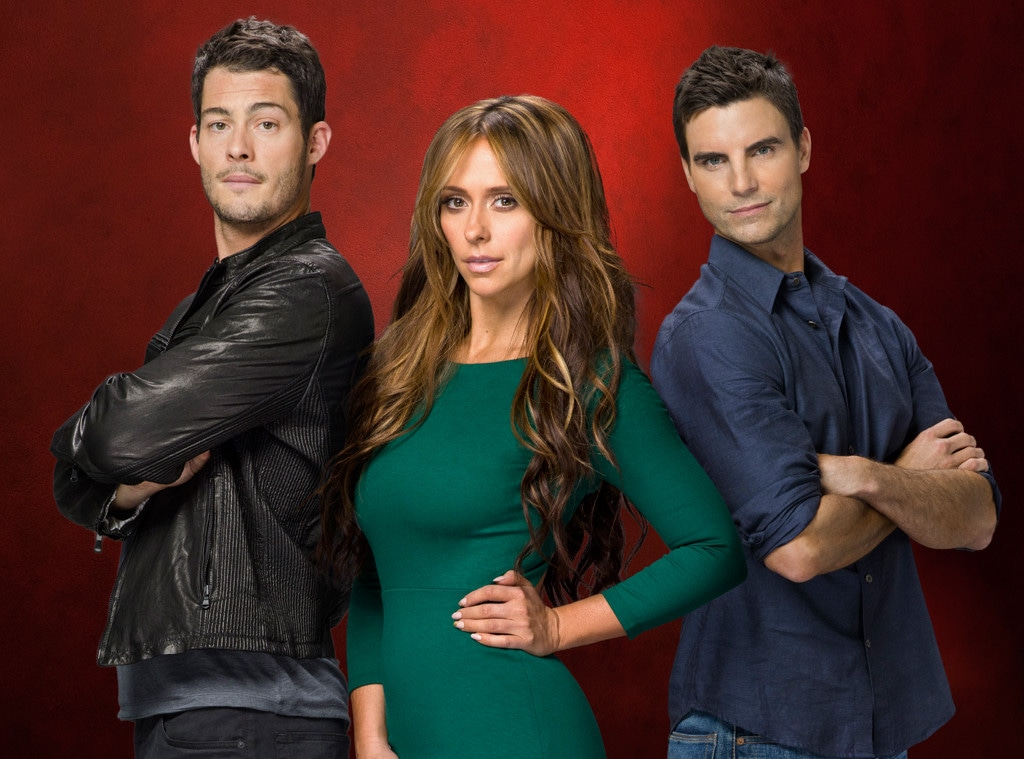 Brian Halisay, Jennifer Love Hewitt, Colin Egglesfield, The Client List
