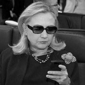 Hillary Clinton, Twitter Profile Pic