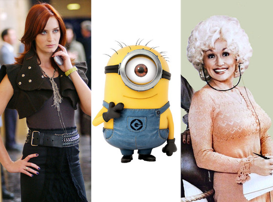 The Devil Wears Prada, Despicable Me 2, Nine to Five, Onscreen Assistants