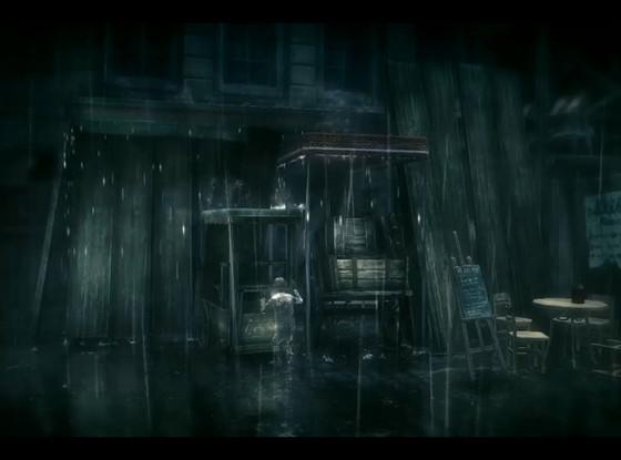 E3, Rain
