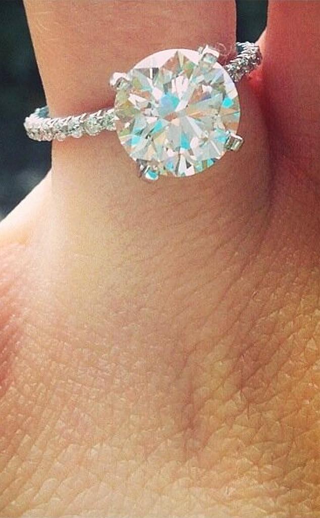 Jamie Lynn Spears, Engagement Ring