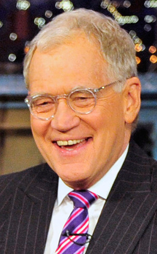 David Letterman, Silver Foxes