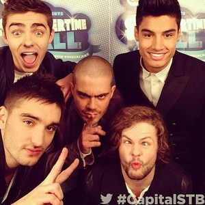 The Wanted Instagrams
