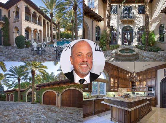 Billy Joel, Miami Beach Home