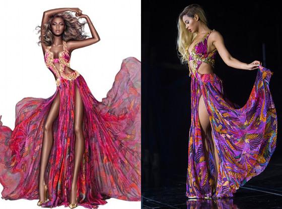Beyonce, Roberto Cavalli