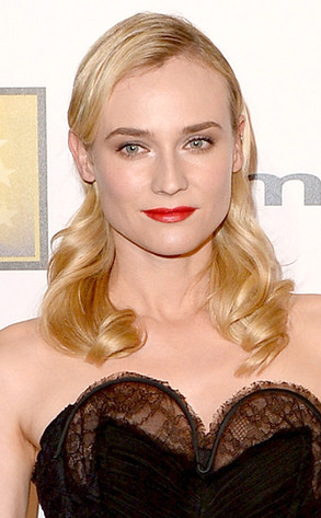 Diane Kruger, Bridal Hair