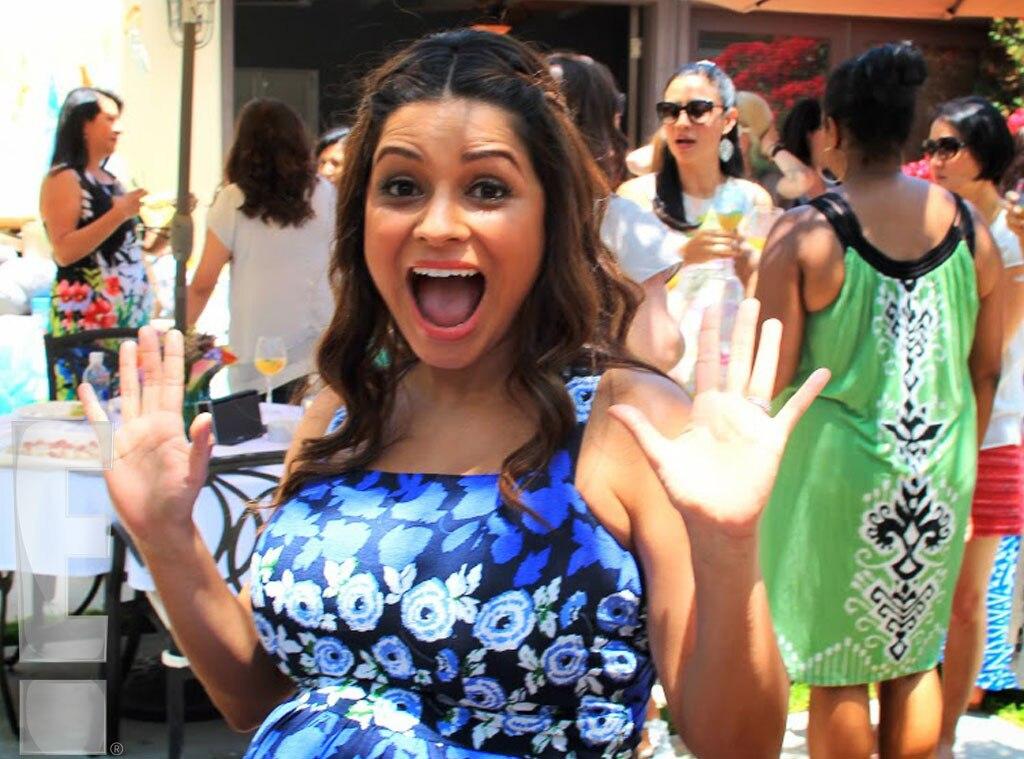 Kristina Guerrero Baby Shower