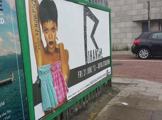 Rihanna Billboard