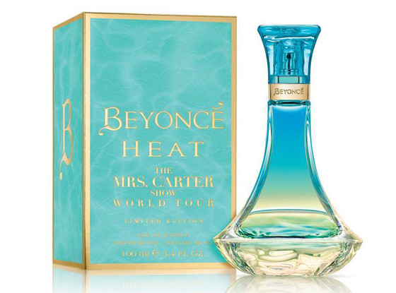 Beyonce Heat, The Mrs. Carter Show Fragrance