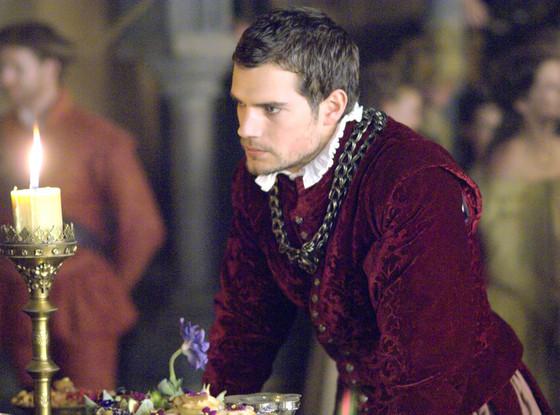 Henry Cavill, The Tudors