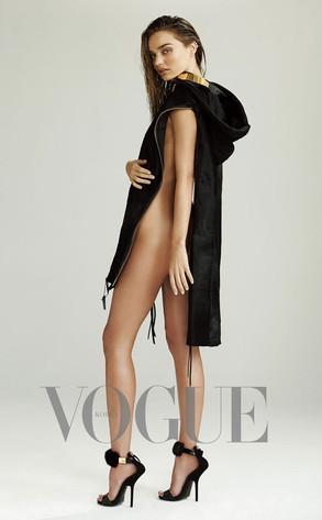 Miranda Kerr, Vogue Korea