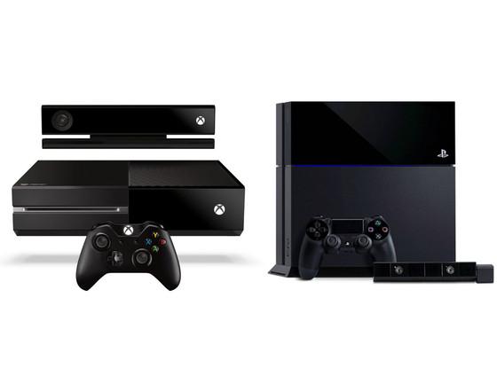 E3, Xbox One, PS4