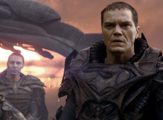 Michael Shannon, Man of Steel