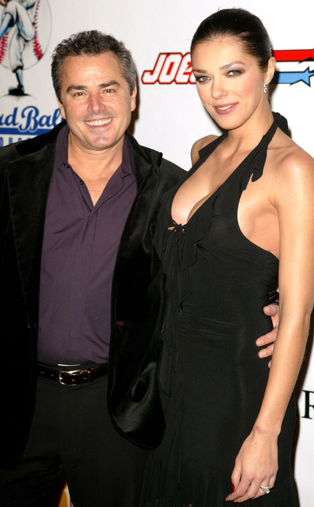 Christopher Knight, Adrianne Curry