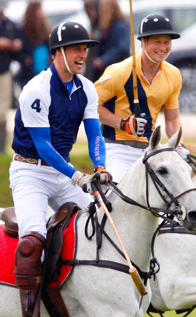 Prince William, Duke of Cambridge, Prince Harry