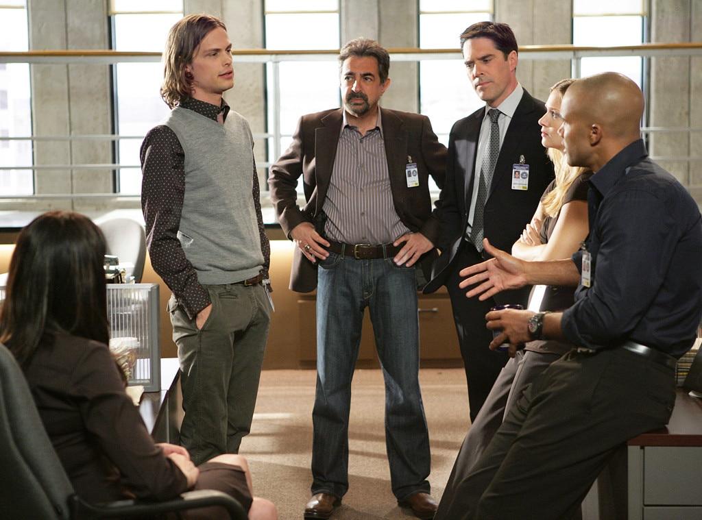 Criminal Minds, Joe Mantegna
