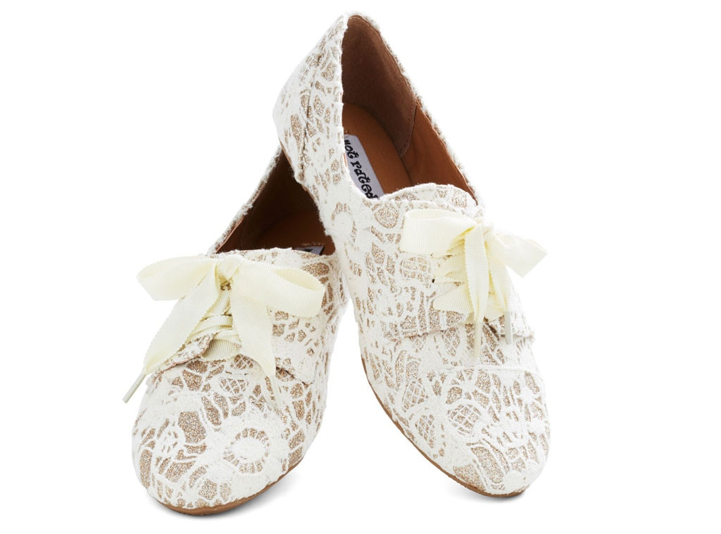 Shoes For Every Bride, Hipster