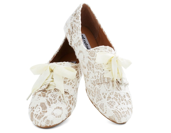Hipster Bride From 12 Shoes For Every Bride E News