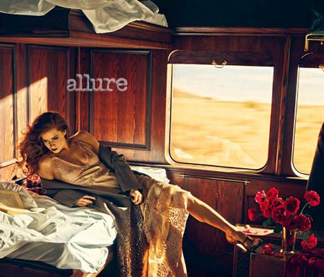 Amy Adams, allure