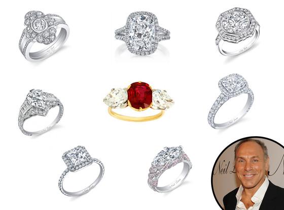 Neil Lane, Engagement Rings