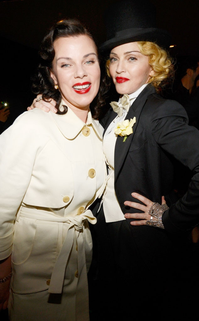 Debi Mazar, Madonna