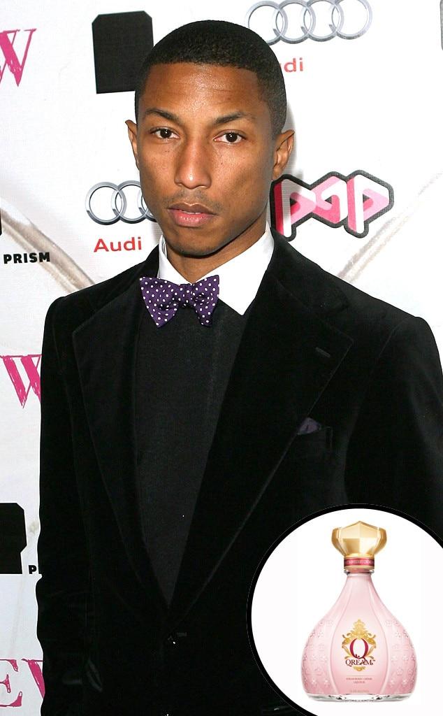 Celebrity Alcohol, Pharrell Williams