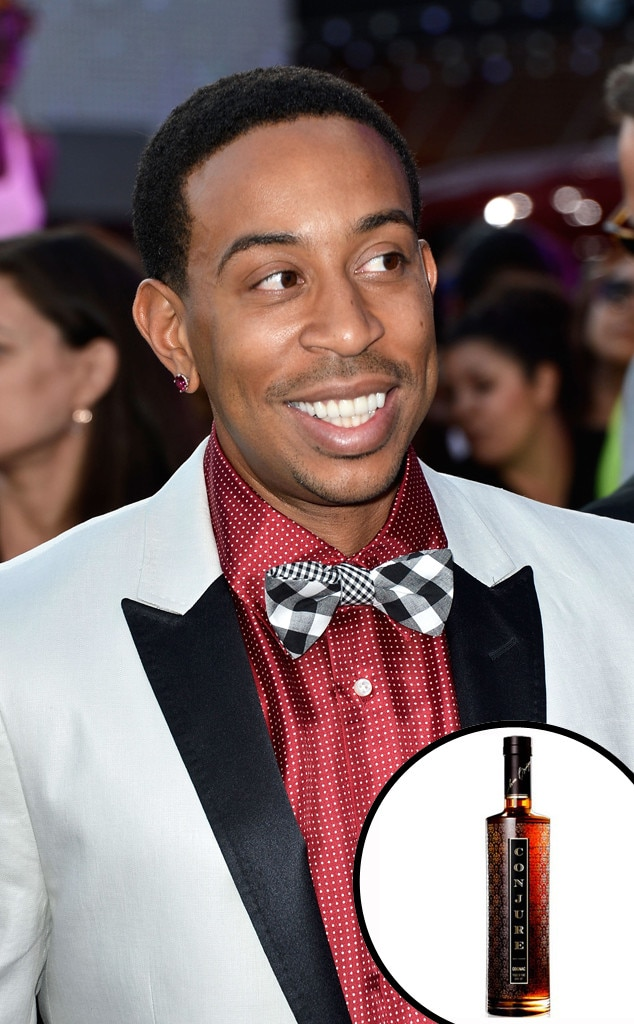 Celebrity Alcohol, Ludacris