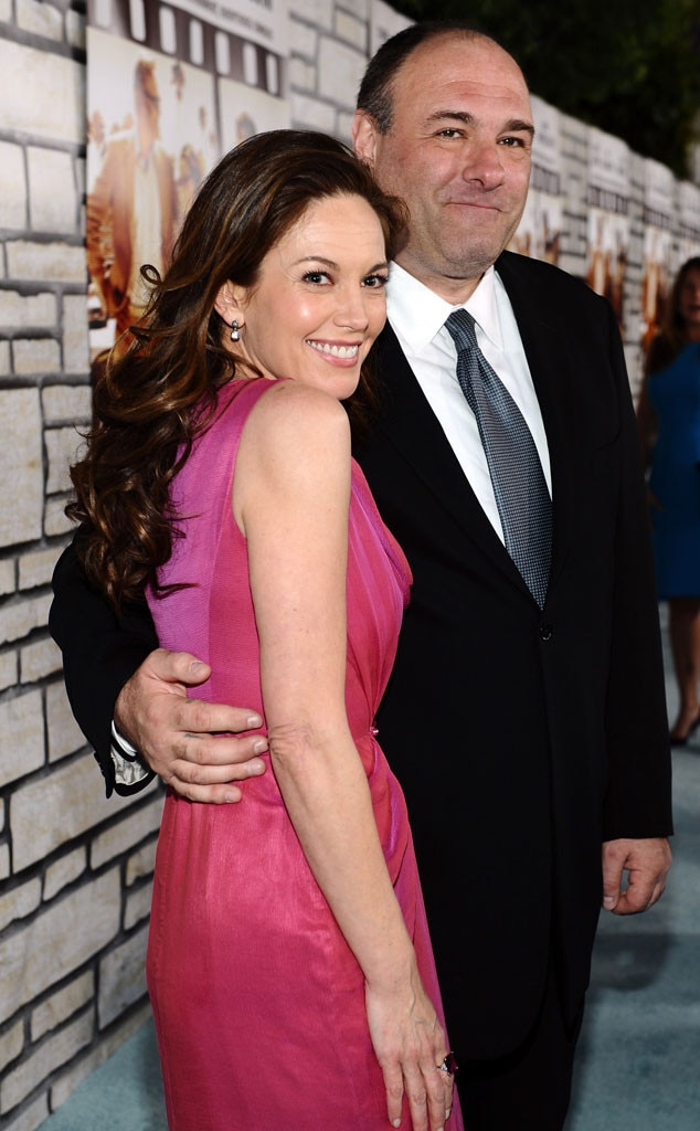 James Gandolfini, Diane Lane
