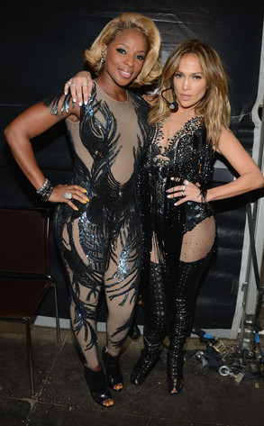 Jennifer Lopez, Mary J. Blige, Chime For Change