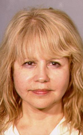 Pia Zadora, Mugshot