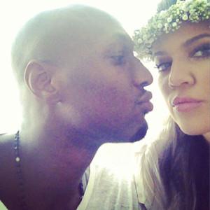 Khloe Kardashian Odom, Lamar Odom Instagram