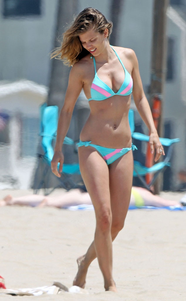 Pity, that brooke burke charvet bikini not
